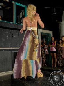 Club Fashion Whore @ Shooterz; Designs by Cornfed by Barrie