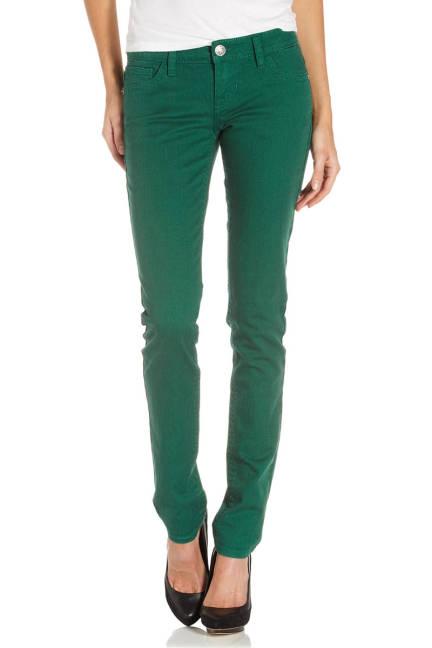 elle-2-elle-mek-emerald-green-jeans-xln-lgn