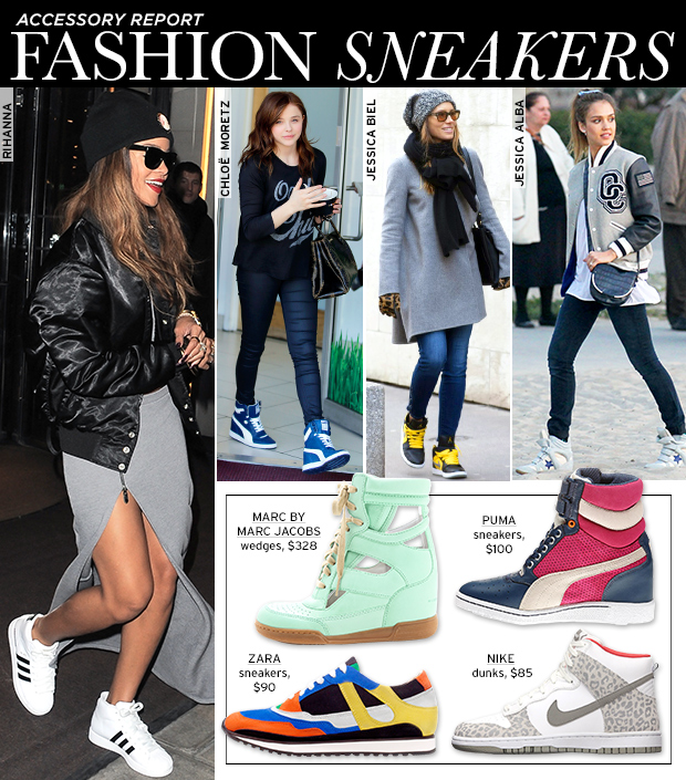 High Fashion Sneakers Stylesalvation