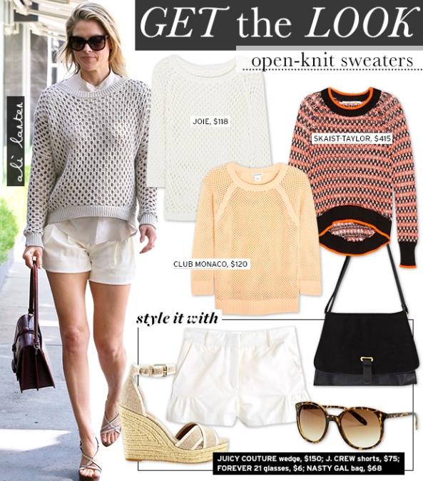 open knit