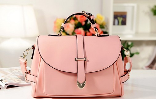 PastelPinkBag