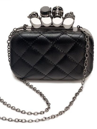 Onyx Knuckle Duster