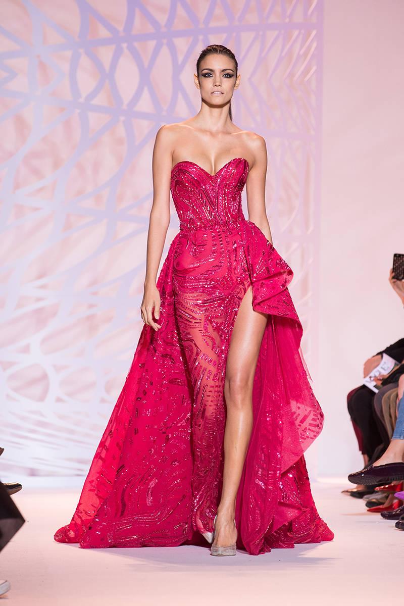 Fashion zuhair murad dress